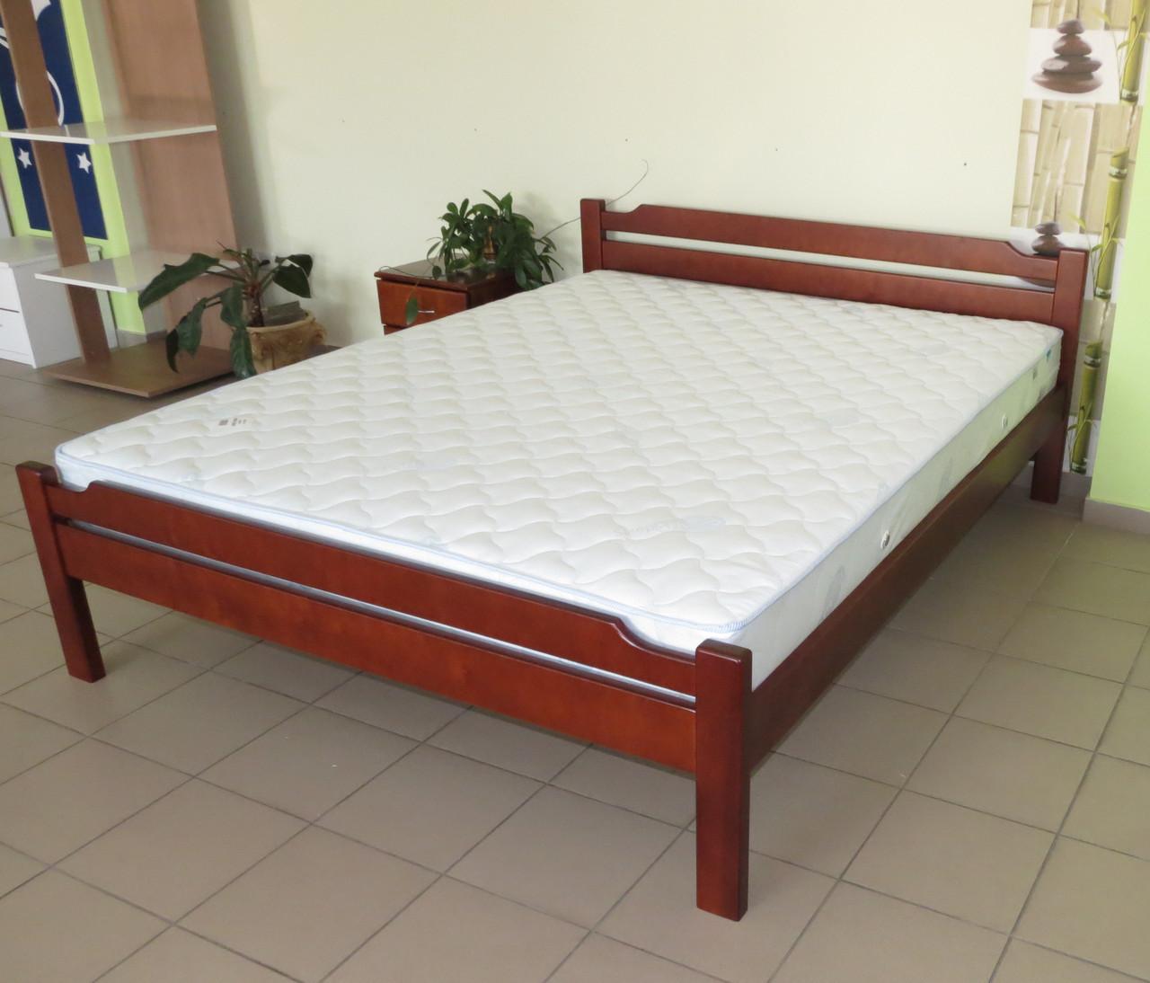 Деревянная кровать Яна
