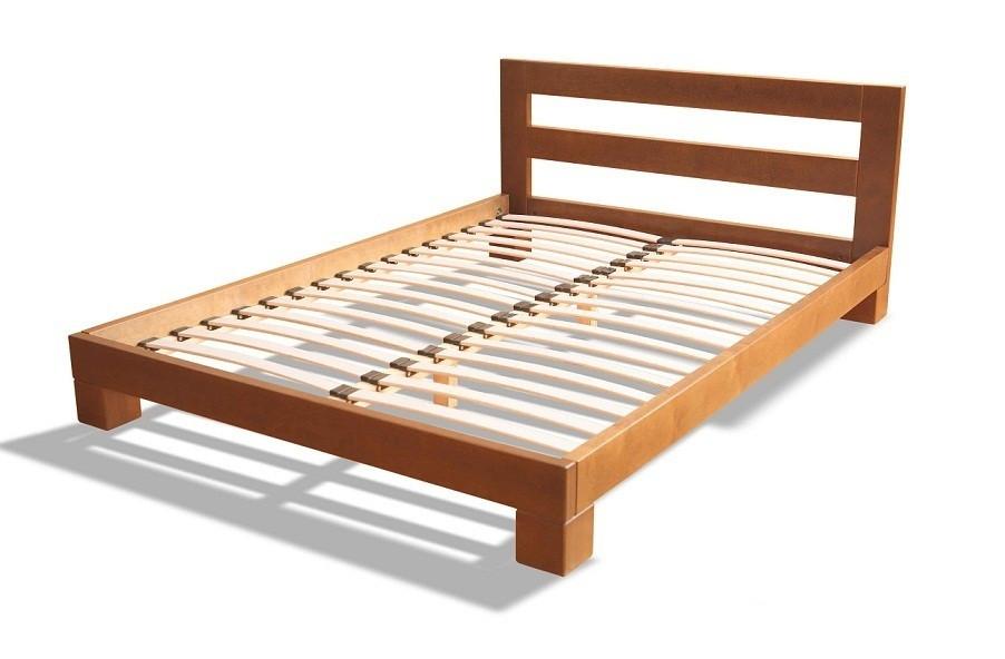 Деревянная кровать Петропавловская