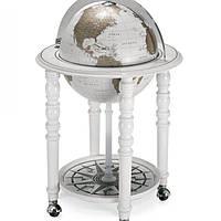 Глобус бар Zoffoli 550006 58×58×90 см белый