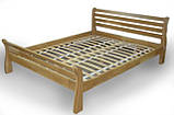 Дерев'яне ліжко Ретро (ТІС), фото 2
