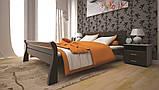 Дерев'яне ліжко Ретро (ТІС), фото 3
