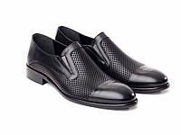 Туфли Etor 14896-10923-295 39 черные , фото 1