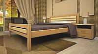 Деревянная кровать Модерн, фото 1