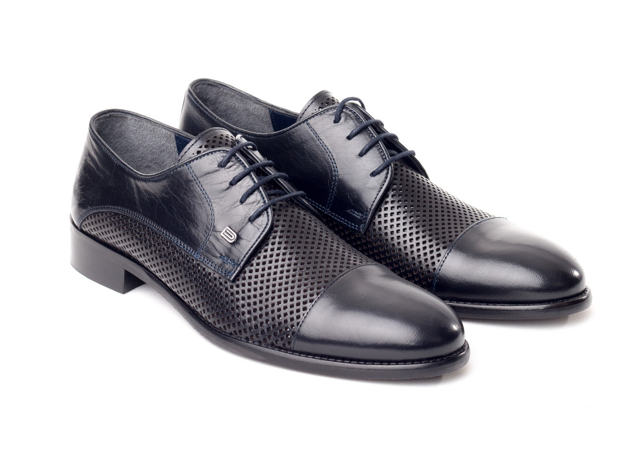 Туфлі Etor 14895-10923-295 39 сині