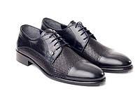 Туфлі Etor 14895-10923-295 39 сині, фото 1