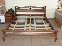 Деревянная кровать Корона, фото 1