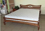 Деревянная кровать Корона, фото 6
