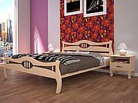 Деревянная кровать Корона-2, фото 1