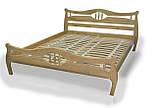 Деревянная кровать Корона-2, фото 3