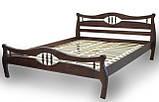Деревянная кровать Корона-2, фото 4