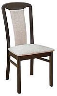 Дерев'яна кам'яний стілець Модена венге
