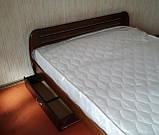 Дерев'яне ліжко Комфорт, фото 5