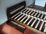 Дерев'яне ліжко Комфорт, фото 6