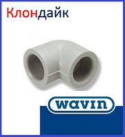 Wavin Угол соединительный 32х90