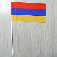 """Флажок """"Армения""""   Флажки СНГ   Флажки Азии  , фото 1"""