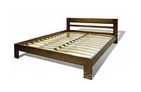 Деревянная кровать Бриз