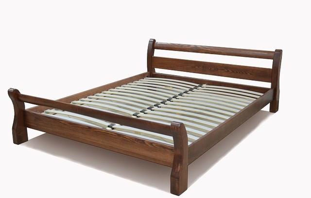 Деревянная кровать Земфира (ясень)