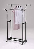 Стойка для одежды(передвижная)  W-25