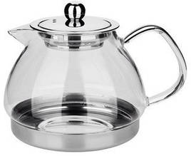 Заварочный чайник стеклянный V 800 мл (шт)