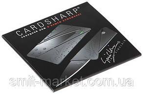 Нож Кредитная карта (нож - кредитка) Card Sharp, фото 2