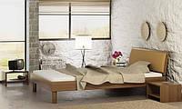 Деревянная кровать Letta Clio