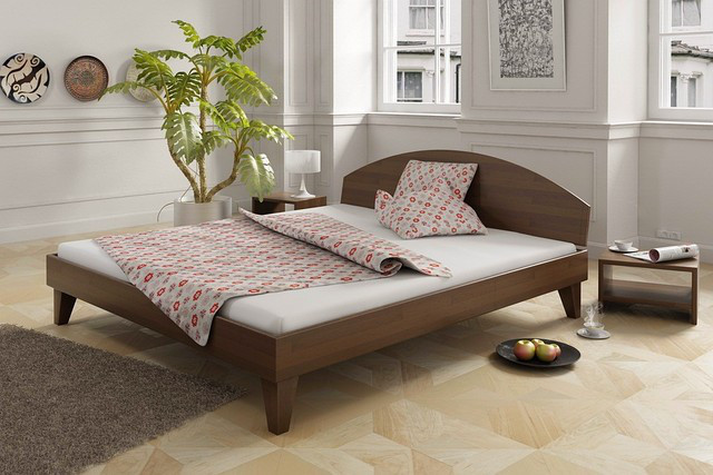 Деревянная кровать Letta Narni