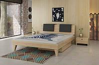 Деревянная кровать Letta Eton
