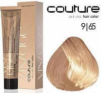 Краска для волос VINTAGE ESTEL HAUTE COUTURE  для закрашивания седины, 60 мл 9/65 Блондин фиолетово-красный
