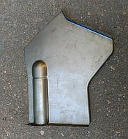 Ремонтна вставка заднього підлоги (багажника, запаски) ВАЗ-2108 - 2115 права, фото 1