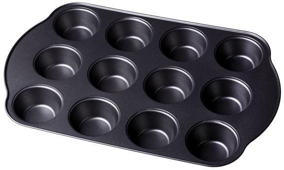 Форма для выпечки порционная Кексики 12шт 350*260*30мм (шт)