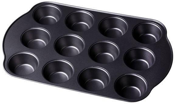 Форма для выпечки порционная Кексики 12шт 350*260*30мм (шт), фото 2