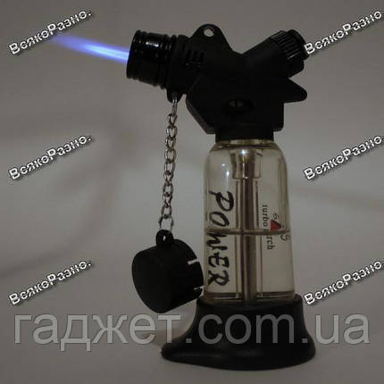 Газовая зажигалка мини-автоген Jet 1300-C. Зажигалка., фото 2