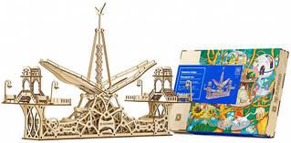 Пішохідний міст Mr. Play Wood Колекційна 3D-модель