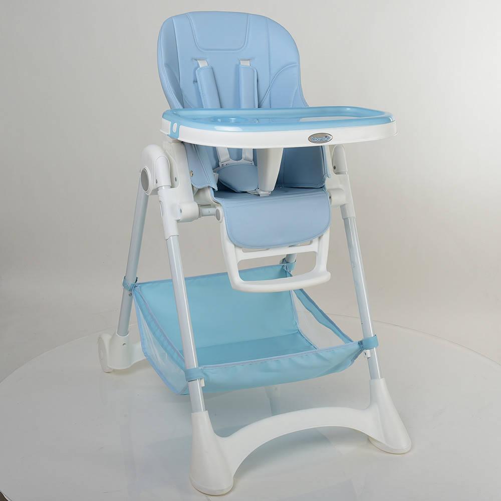 Стульчик для кормления BAMBI M 3569-12 голубой ***