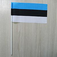 """Флажок """"Эстония""""   Флажки Европы  , фото 1"""