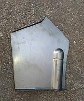 Ремонтная вставка пола заднего (багажника, запаски) ВАЗ-2108- 2115 левая, фото 1