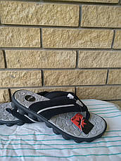 Шлепанцы мужские брендовые на толстой легкой подошве WinK, фото 2