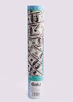 """Хлопушка """"Доллары"""", 30 см"""