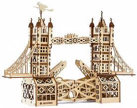 Тауэрский мост Mr. Play Wood Коллекционная 3D-модель