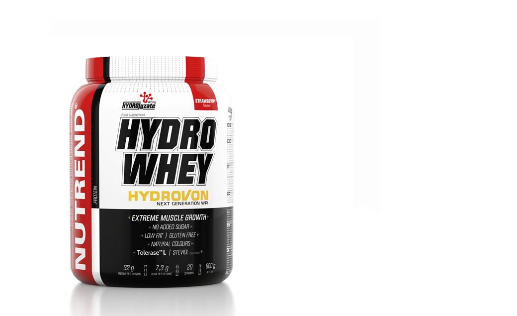 Протеин Nutrend Hydro Whey 800 g