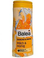 Крем гель для душа Balea молоко и мёд 300 мл Германия