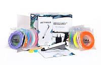 3D-ручка 3DMAGIC S1 Deluxe низкотемпературная с LCD дисплеем Белый (SUN0817)