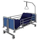 Электрическая Усиленная Медицинская Кровать Electrically operated hospital bed Taurus Med max 210kg, фото 2