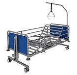 Электрическая Усиленная Медицинская Кровать Electrically operated hospital bed Taurus Med max 210kg, фото 3