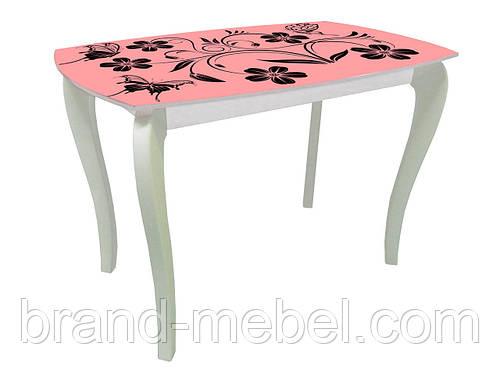 Стол стеклянный ДКС Класик 2 покраска