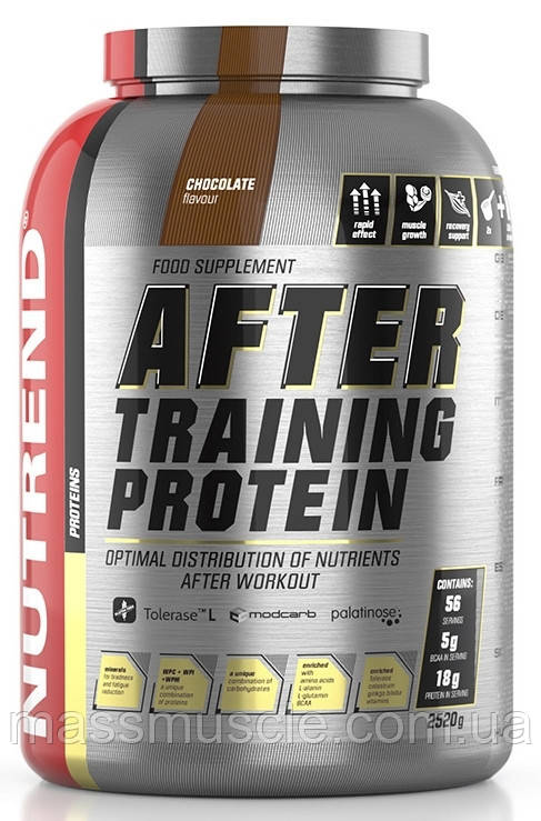 Протеин Nutrend After Training Protein 2520 g