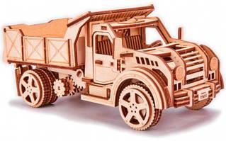 Грузовик Wood Trick механический 3D-пазл