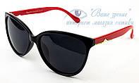 Очки женские для зрения, с диоптриями +/- солнцезащитные Код:172
