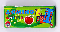 Домино детское ТехноК (0809D)