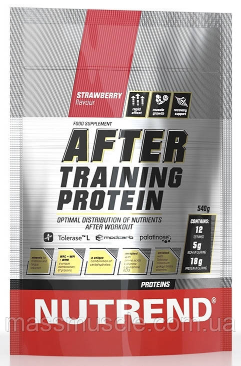 Протеин Nutrend After Training Protein 540 g
